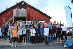 Participants of the Stockholm Archipelago Raid 2018
