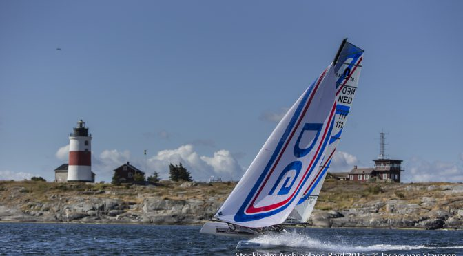 27 teams signed up for the F18 Raid Worlds